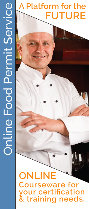 Certified Food manager certification